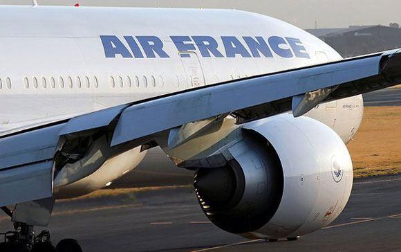 ������ Air France � ���������� ���������� ����������� � �������������