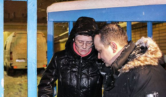 Суд счел, что Светлана Давыдова была арестована незаконно