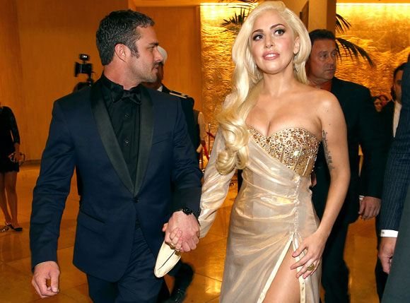 Lady Gaga Announces Engagement to Taylor Kinney