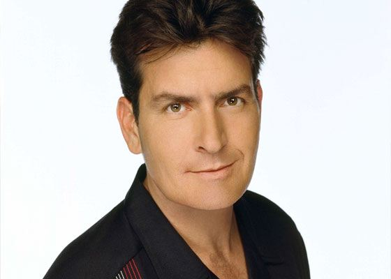 Pictured: Charlie Sheen