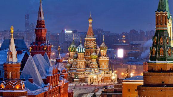 В окрестностях Кремля могут запретить установку больших рекламных конструкций