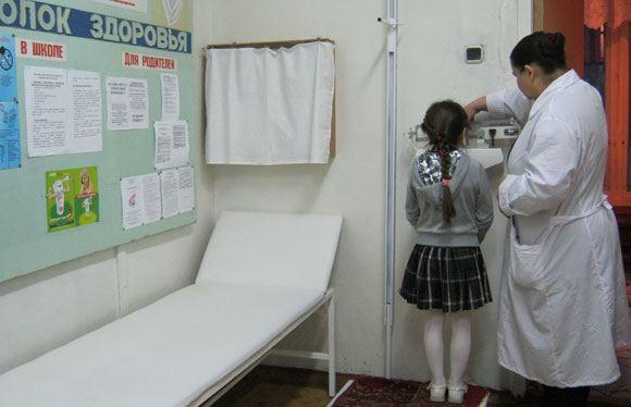 Медкабинеты в сельских школах России могут упразднить