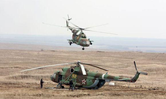 Голландцы не нашли следов военной активности в Ростовской области