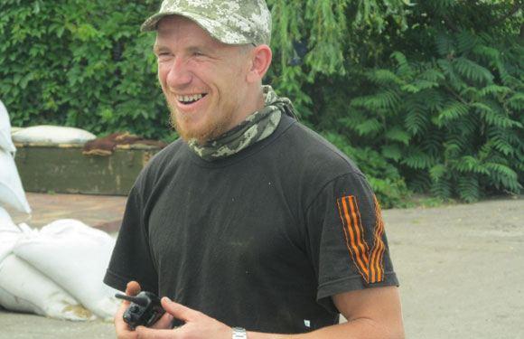 Один из лидеров ополченцев Моторола опроверг сообщения о своей смерти