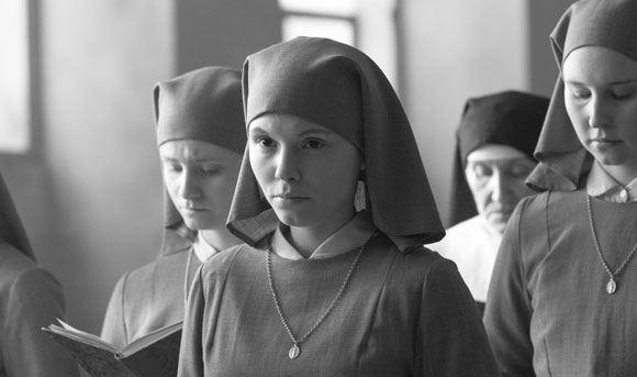 Кадр из фильм «Ида» Павла Павликовского