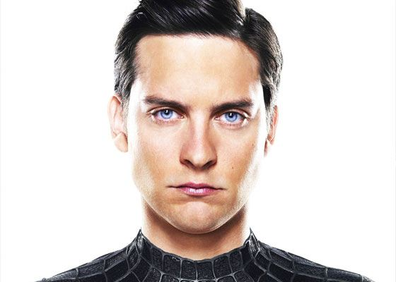 Pictured: Tobey Maguire