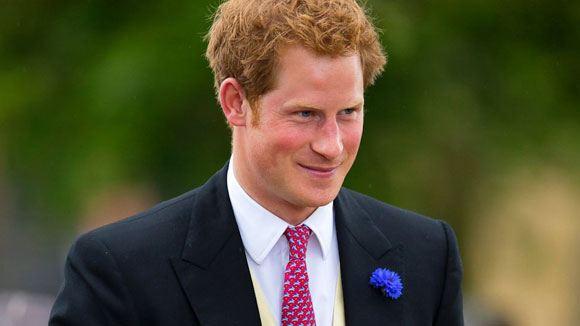 Оказалось, что принц Гарри не встречается с Эммой Уотсон