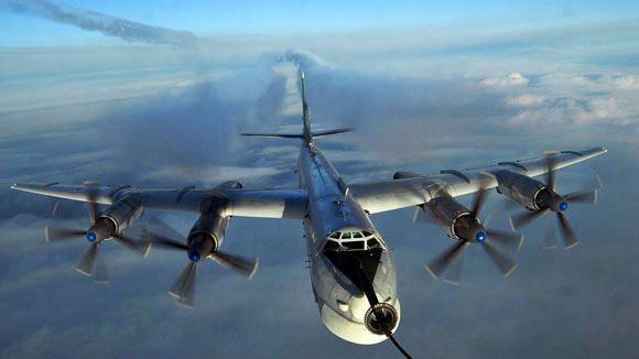 Ирландия заявила о проблемах с авиарейсами из-за военных самолетов ВВС России
