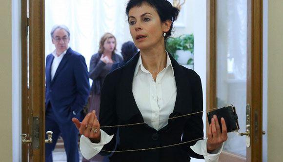 Ирина Апексимова сменила Флейшера на посту директора Театра на Таганке