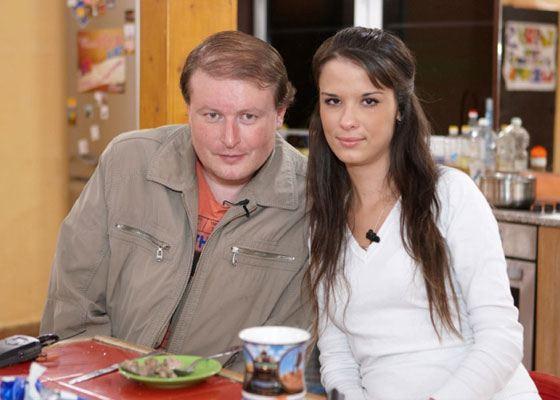 На фото: Николай Должанский и Екатерина Токарева
