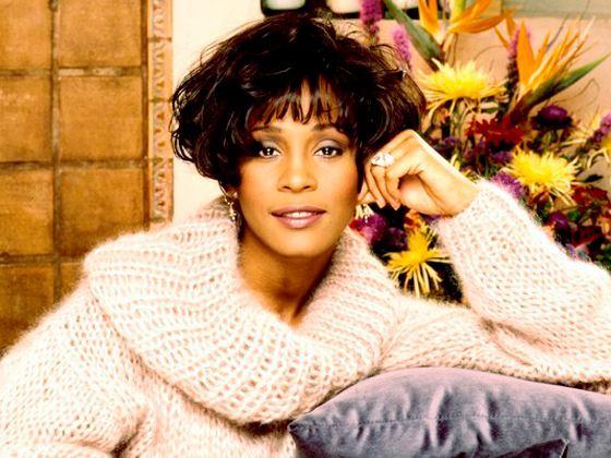 Pictured: Whitney Houston