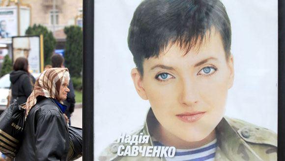 Надежда Савченко согласилась прекратить голодовку