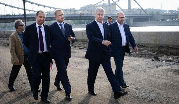 Сергей Собянин утвердил отставку Капкова