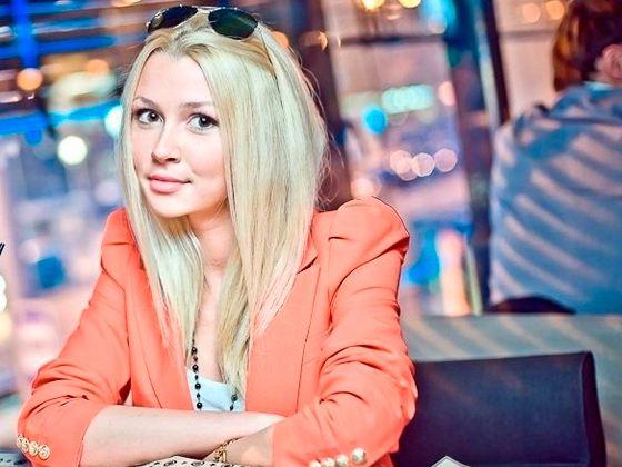 На фото: Анна Стрюкова