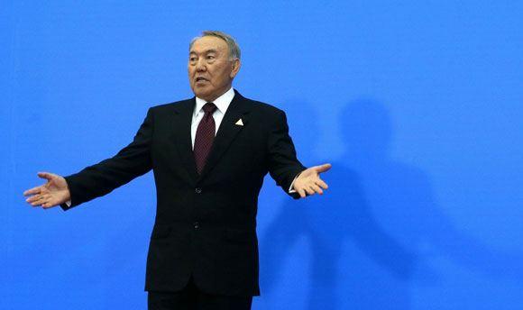 Назарбаев поучаствует в досрочных президентских выборах в Казахстане