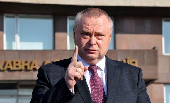 На Украине застрелился бывший губернатор Запорожской области Пеклушенко