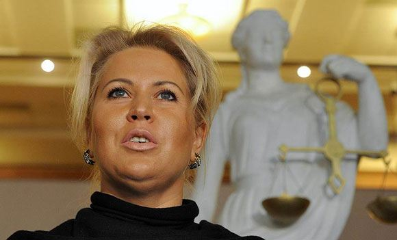 Суд продлил домашний арест Васильевой до 23 июня
