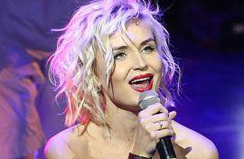 Гагарина показала клип на песню, с которой она поедет на «Евровидение»