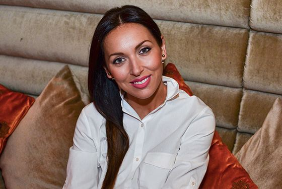 Alsou moves to a new home on Rublevka