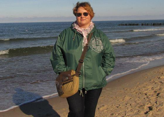 Тамара Лаптун после передачи