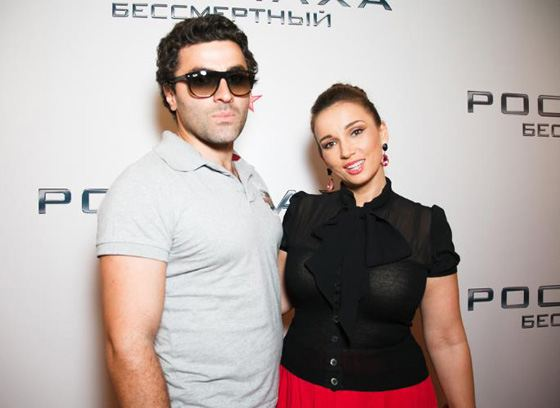 Anfisa Chekhova and Guram Bablishvili
