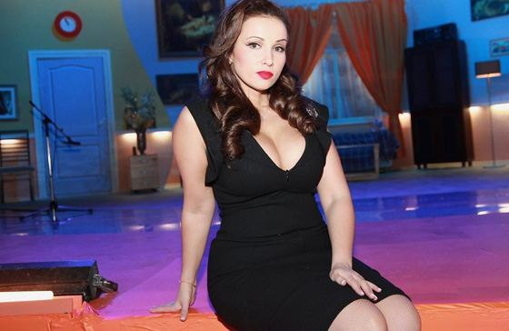 Anfisa Chekhova is pregnant