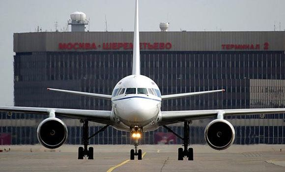 СМИ: В «Шереметьево» во время посадки едва не разбились два самолета