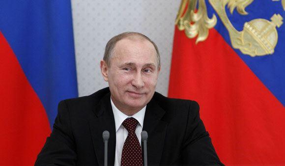 Жителя Пермского края оштрафовали за использование образа Путина в рекламных целях