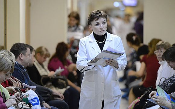 Власти считают «итальянскую забастовку» врачей провалившейся