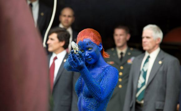 """Jennifer Lawrence intends to withdraw from the """"X-Men"""""""