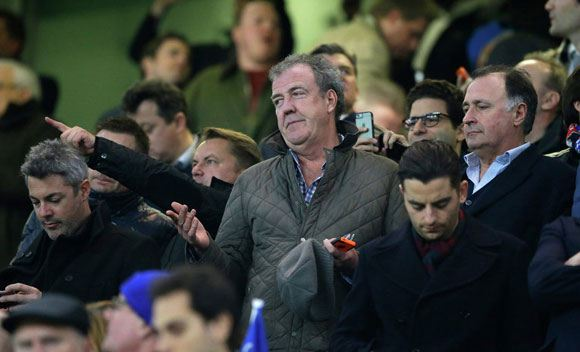 """TV channel """"Star"""" wants to get the famous British TV presenter Jeremy Clarkson"""