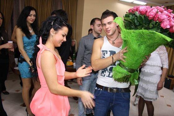 Сергей Худяков и Ольга Мухсиян - победители первого сезона Шоу «Мама в законе»