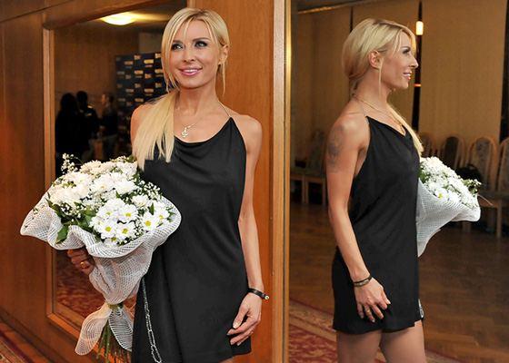 According to experts, Tatyana Ovsienko made herself platyku