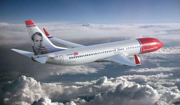 Norwegian Air Shuttle �������� ������� ������������ ��-�� ���������� �� �������