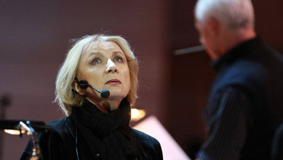 Actress Alla Demidova was hospitalized in Moscow