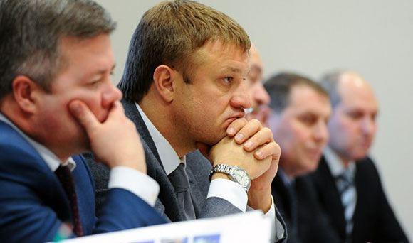 Вице-губернатору Челябинской области предъявили обвинения в получении крупной взятки