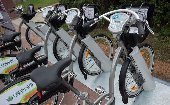 Максим Ликсутов: Число пунктов проката велосипедов в Москве удвоится