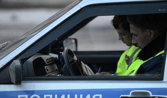 В Москве остановили сидевшего за рулем в нетрезвом виде дипломата из ЮАР