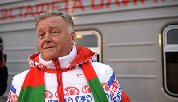 Владимир Якунин, глава «Российских железных дорог»