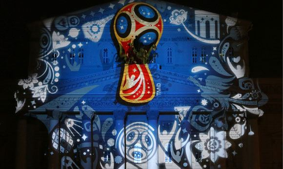 FIFA does not believe that the 2018 World Cup can contribute to the consolidation of peace