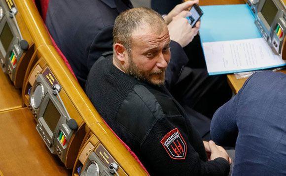 Дмитрий Ярош стал советником главнокомандующего ВСУ