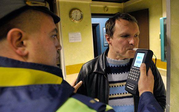 Российскому парламенту предложили вернуть закон о «нулевом промилле»