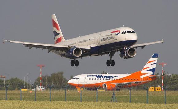 Aerobus-321 �������� British Airways �������� ����������� ������� � ����