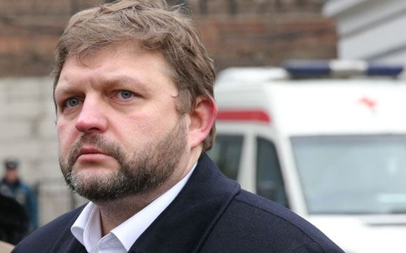 The car of the governor of the Kirov region Nikita Belykh got into an accident