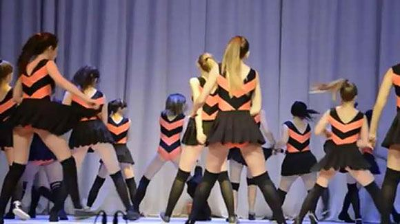 «Пчелки и Вини-Пух». Оренбург. Школа танцев «Кредо»