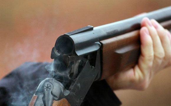 В Подмосковье мужчина устроил стрельбу из охотничьего ружья