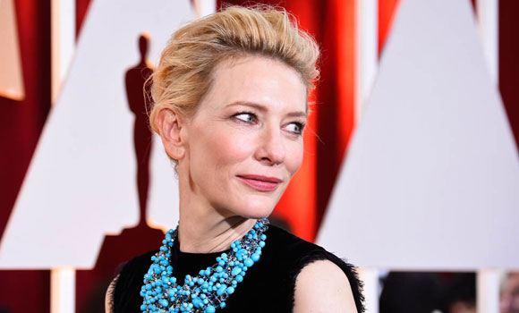 Кейт Бланшетт раскритиковала прессу, освещающую индустрию кино