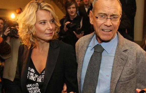 Кончаловский и Высоцкая не рассказывают, где проходит лечение их дочь