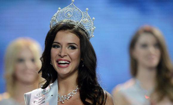 21-летняя София Никитчук стала Мисс Россией-2015
