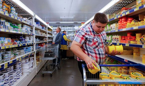 Российские власти дополнили продовольственное эмбарго новыми антисанкциями